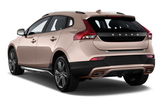 Slide 2 of 14: 2015 Volvo V40 Cross Country
