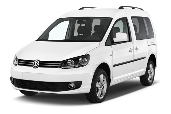 Slide 1 of 14: 2014 Volkswagen Caddy