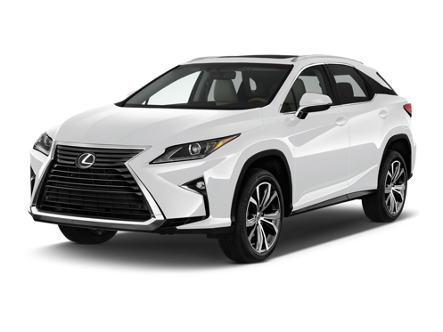 Slide 2 of 18: 2016 Lexus RX