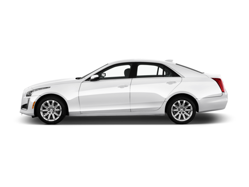 Slide 2 of 23: 2016 Cadillac CTS Sedan