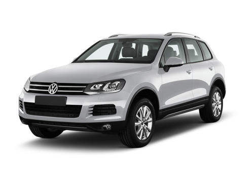 Slide 1 of 18: 2014 Volkswagen Touareg