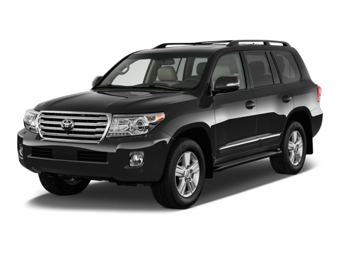 Slide 1 of 14: 2014 Toyota Land Cruiser