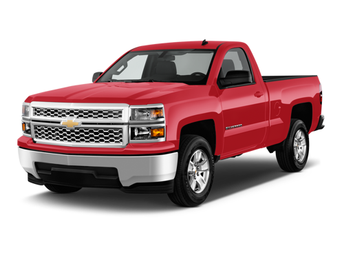Slide 2 of 16: 2014 Chevrolet Silverado 1500