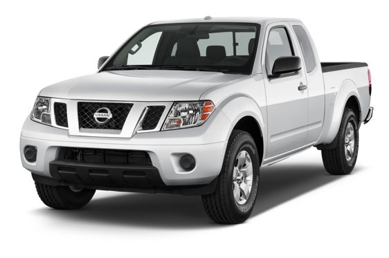 Slide 1 of 14: 2015 Nissan Frontier