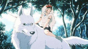 Princess Mononoke - 1997 Princess Mononoke