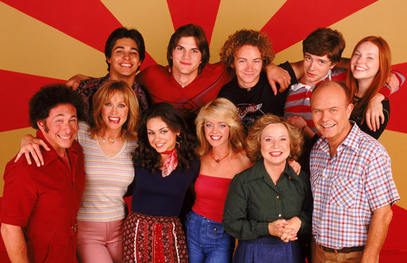 Slide 1 of 26: That '70s Show: Where are they now?
