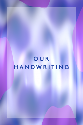 "<p>If you're like us, you're able to transfer thoughts into written words faster by typing than putting pen to paper — and your penmanship shows it. Since we're never without a laptop or smartphone, it makes sense that kids <a href=""https://www.washingtonpost.com/local/education/cursive-handwriting-disappearing-from-public-schools/2013/04/04/215862e0-7d23-11e2-a044-676856536b40_story.html"">don't even need to know cursive anymore</a>. But let's be real — handwriting has a certain romance to it. Which is more thrilling: A handwritten love note affixed to a bouquet of roses, or that same letter transcribed in size 12 Arial font in your Gmail inbox? And we still haven't come across a font that dots its i's with hearts.</p> ."