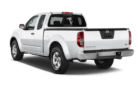 Slide 2 of 14: 2015 Nissan Frontier