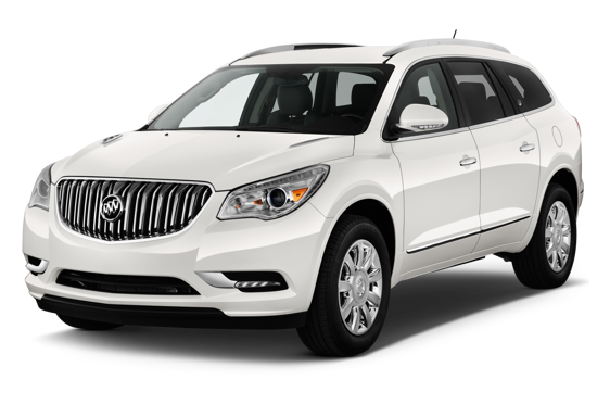 Slide 1 of 25: 2014 Buick Enclave