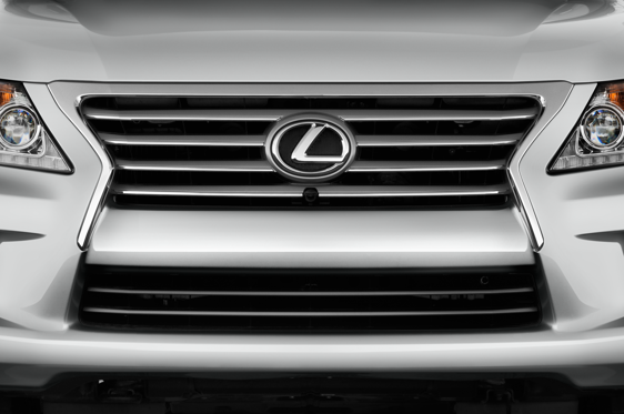 Slide 1 of 25: 2014 Lexus LX