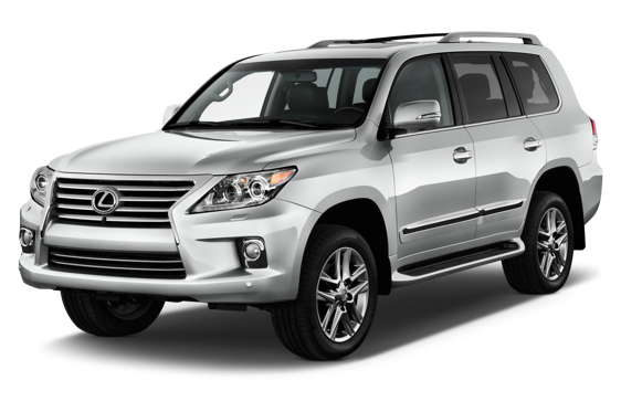 Slide 1 of 14: 2014 Lexus LX