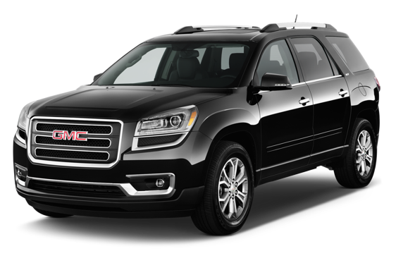 Slide 1 of 14: 2015 GMC Acadia