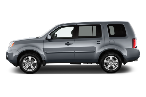 Slide 1 of 25: 2015 Honda Pilot