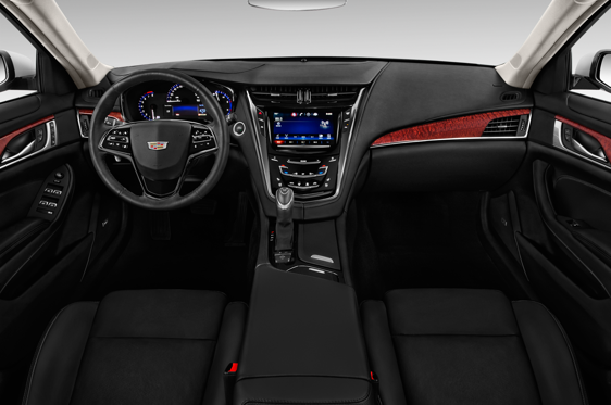 Slide 1 of 11: 2015 Cadillac CTS Sedan