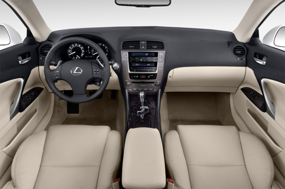 Slide 1 of 11: 2014 Lexus IS