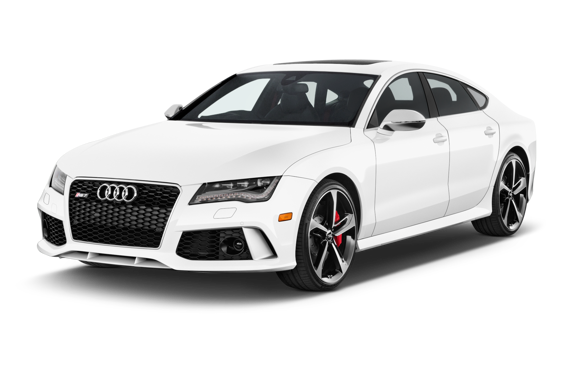 Slide 1 of 14: 2015 Audi RS7