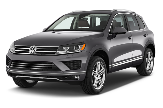 Slide 1 of 14: 2015 Volkswagen Touareg