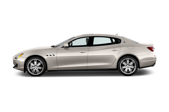 Slide 1 of 23: 2015 Maserati Quattroporte