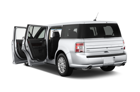 Slide 1 of 25: 2015 Ford Flex