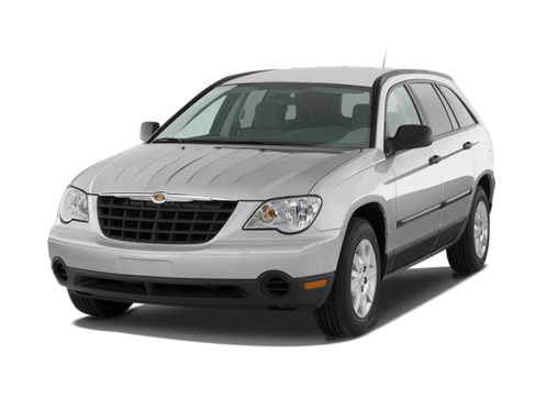 Slide 1 of 14: 2007 Chrysler Pacifica