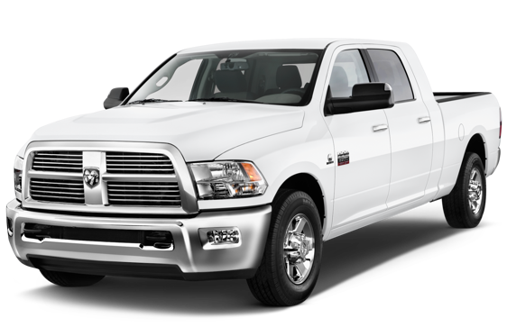 Slide 1 of 14: 2010 Ram 2500 Pickup
