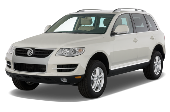 Slide 1 of 14: 2010 Volkswagen Touareg