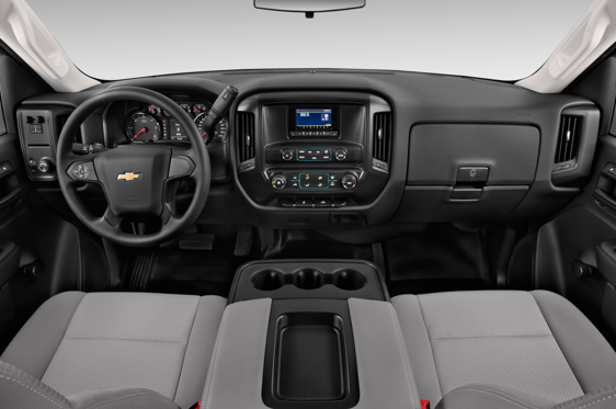 Slide 1 of 11: 2014 Chevrolet Silverado 2500HD