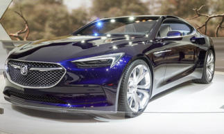 "One of the surprise hits of the 2016 North American International Auto Show, the Buick Avista concept — an elegant 2+2 coupe — debuted the night before the Detroit show press days. Powered by a 400-horsepower twin-turbocharged 3.0-liter V6 engine combined with an 8-speed automatic transmission driving the rear wheels, the Avista is a contemporary version of a grand touring coupe. ""The Avista embodies the dynamic soul of Buick,"" said Duncan Aldred, vice president of global Buick sales, service and marketing. ""It is a modern expression of the brand's heritage of sophisticated performance, communicated with beautiful elegance,"" Aldred noted."