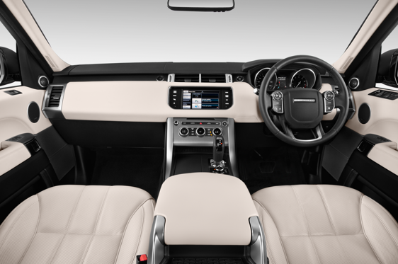 Slide 1 of 11: 2015 Land Rover Range Rover Sport