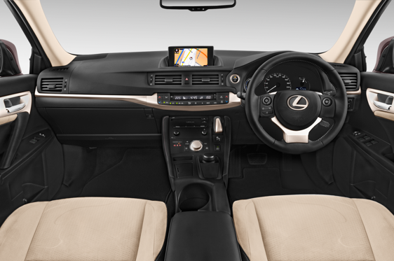 Slide 1 of 11: 2014 Lexus CT