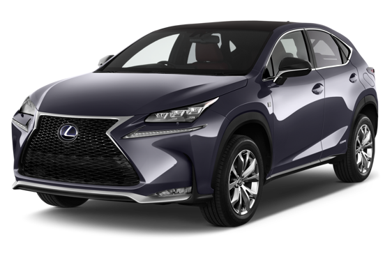 Slide 1 of 14: 2015 Lexus NX