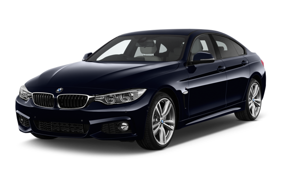 Slide 1 of 14: 2016 BMW 4 Series Gran Coupe