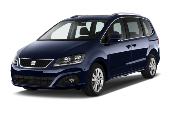 Slide 1 of 14: 2014 SEAT Alhambra