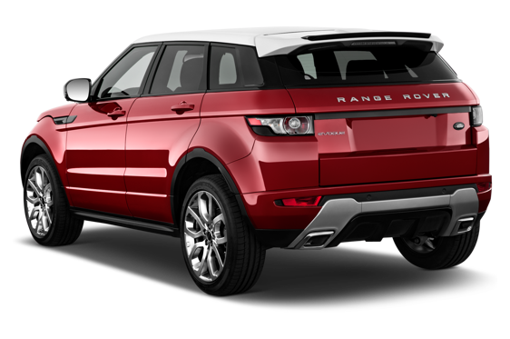 Slide 2 of 14: 2012 Land Rover Range Rover Evoque