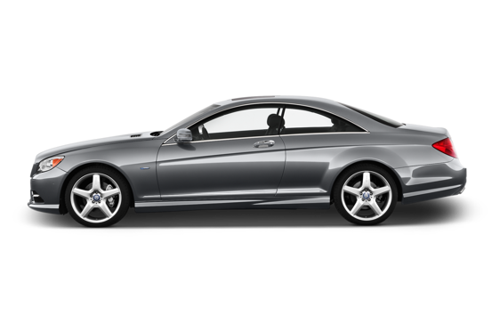 Slide 1 of 25: 2011 Mercedes-Benz CL-Class
