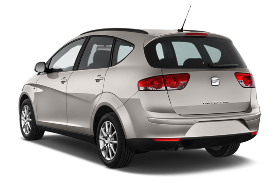 Slide 1 of 25: 2014 SEAT Altea XL