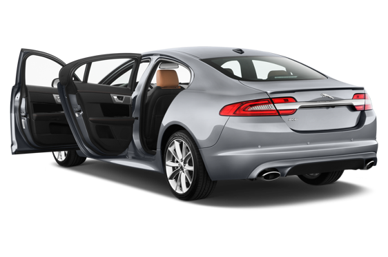 Slide 1 of 25: 2012 Jaguar XF