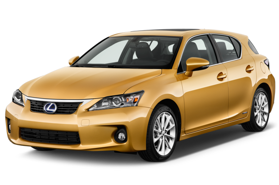 Slide 1 of 14: 2011 Lexus CT