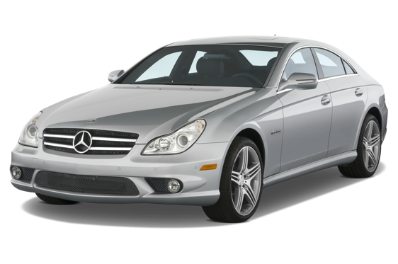 Slide 1 of 14: 2010 Mercedes-Benz CLS-Class
