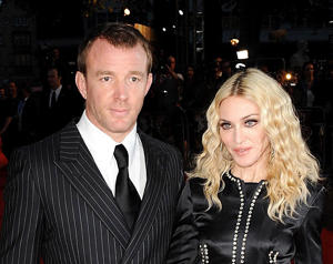 File photo of Guy Ritchie and Madonna