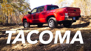 2016 Toyota Tacoma Road Test