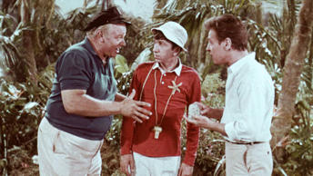 Remember the episode where the castaways almost got off the island? But Gilligan...