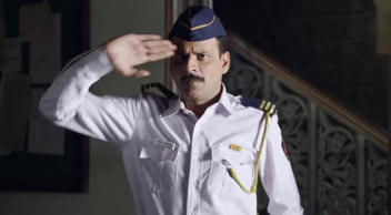 Manoj Bajpayee I have very few dialogues in Traffic
