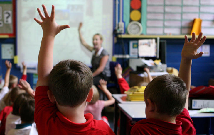England faces shortfall of 10,000 primary school places