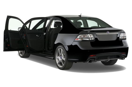 Slide 1 of 24: 2010 Saab 9-3