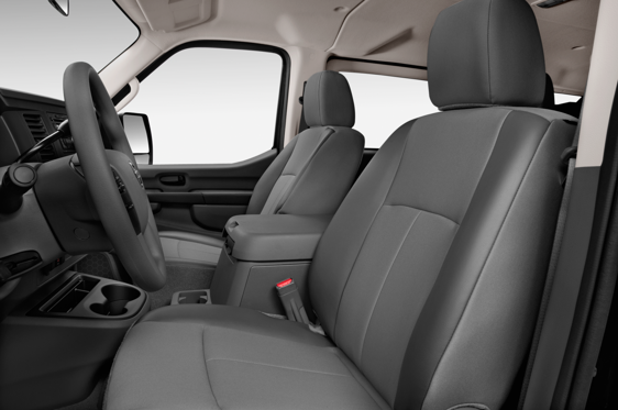 Slide 2 of 11: 2015 Nissan NV Passenger
