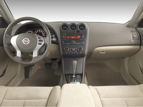 Slide 1 of 11: 2007 Nissan Altima Hybrid
