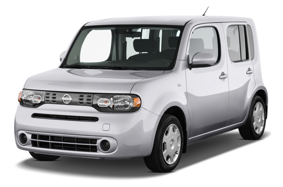 Slide 1 of 14: 2014 Nissan cube