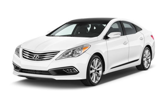 Slide 1 of 14: 2014 Hyundai Azera