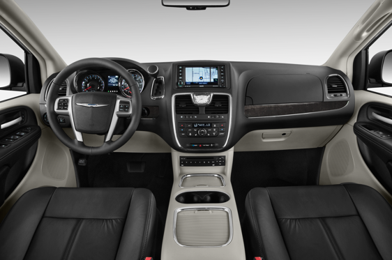 Slide 1 of 11: 2014 Chrysler Town & Country